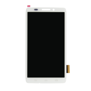Display Assembly (LCD and Touch Screen) (White) For Motorola Droid Ultra XT1080