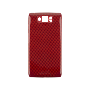 Standard Battery Door - Red For Motorola Droid Ultra XT1080