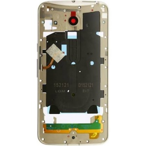 Midframe Assembly (Gold) For Motorola Moto X Style
