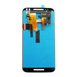 Display Assembly with Frame (Black) For Motorola Moto X Play