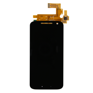 LCD Screen and Digitizer (Black) For Motorola Moto G4