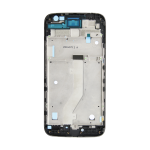 Play Front Frame/Bezel (Black) For Motorola Moto G4