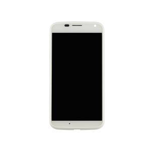 Display Assembly (LCD and Touch Screen) (White) For Motorola Moto X (2nd Gen)