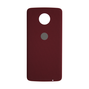 Back Cover - Crimson (Nylon) For Motorola Moto Z Force Droid