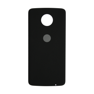 Back Cover - Herringbone (Nylon) For Motorola Moto Z Force Droid