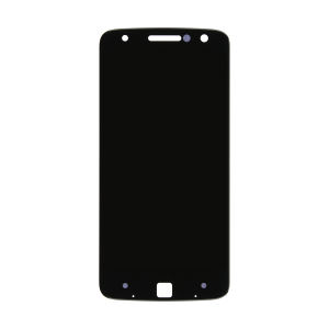 Display Assembly (Black) For Motorola Moto Z Droid