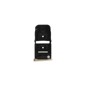 Nano SIM and microSD Card Tray (Gold) For Motorola Moto Z Droid