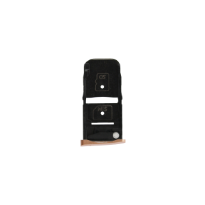 Nano SIM and microSD Card Tray (Rose) Gold For Motorola Moto Z Force Droid