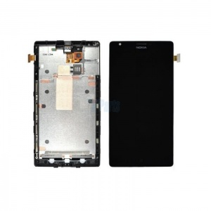 Display Assembly with Frame For Nokia Lumia 1520
