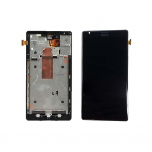 Display Assembly with Frame For Nokia Lumia 1020
