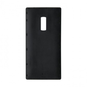 Rear Battery Cover - Sandstone Black For OnePlus 2