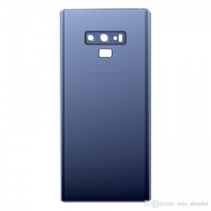 Back Door With Camera Lens (Blue)  For Samsung Galaxy Note 9
