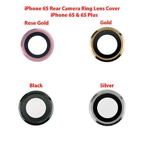 Back Camera Lens For iPhone 6s Plus (Silver)