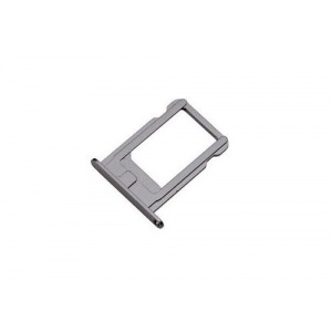 SIM Tray For iPhone 6s Plus (Gray)