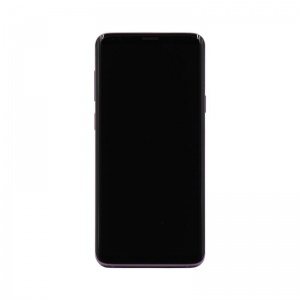 LCD Assembly With Frame (Lilac Purple) For Samsung Galaxy S9 Plus (Service Pack)