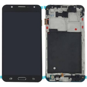Screen Replacement (Black) For Samsung Galaxy J7 Pro