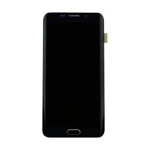 LCD Assembly With Frame For Samsung Galaxy S6 Edge Plus (AT&T / T-Mobile) (Black Sapphire)