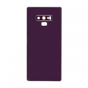 Back Door With Camera Lens (Purple) For Samsung Galaxy Note 9