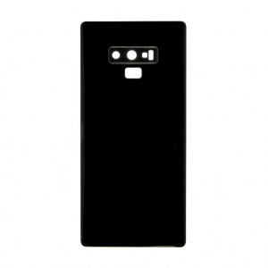 Back Door With Camera Lens (Black) For Samsung Galaxy Note 9