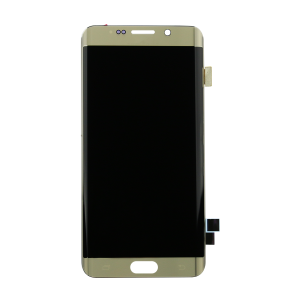 LCD Assembly Without Frame For Samsung Galaxy S6 Edge Plus (Gold Platinum)