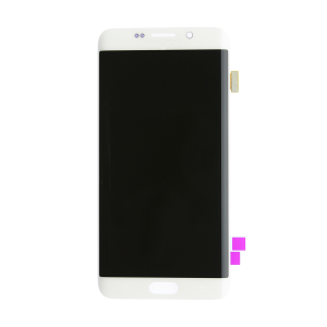 LCD Assembly Without Frame For Samsung Galaxy S6 Edge Plus (White)