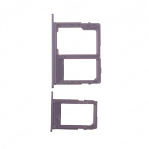 SIM CARD TRAY  (Purple) For Samsung Galaxy J8 J810