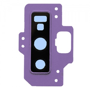 Rear-Facing Camera Lens Cover(Purple) For Samsung Galaxy Note 9