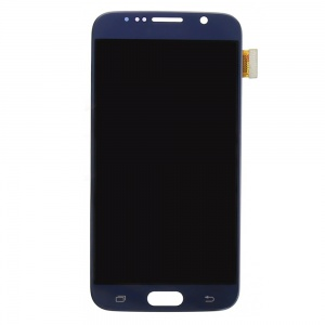 LCD Assembly (Blue) For Samsung Galaxy S6