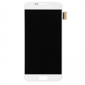 LCD Assembly For Samsung Galaxy S6 (White)