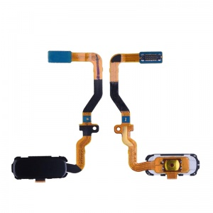 Home Button With Flex Cable For Samsung Galaxy S7 (Black)