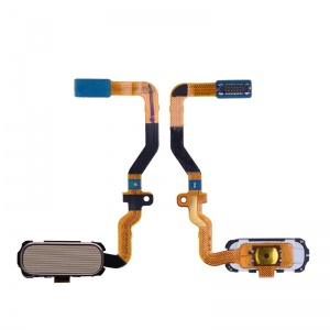 Home Button With Flex Cable For Samsung Galaxy S7 (Gold)