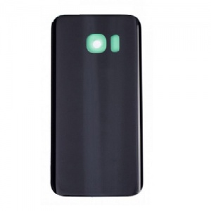 Back Glass For Samsung Galaxy S7 (Black)