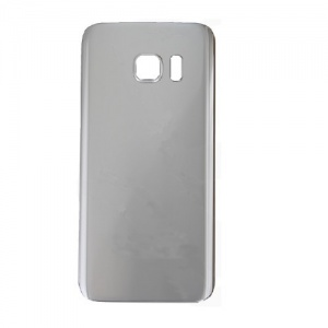 Back Glass For Samsung Galaxy S7 (Silver)