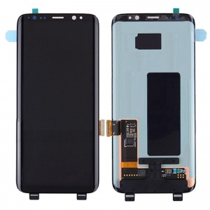 LCD Assembly For Samsung Galaxy S8 Plus (Black)