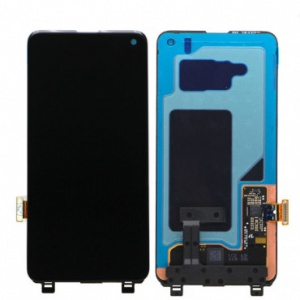 LCD Assembly With Digitizer Touch Panel For Samsung Galaxy S10e (Service Pack) (Black)