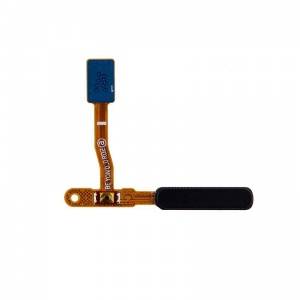 Home Button With Flex Cable For Samsung Galaxy S10e (Black)