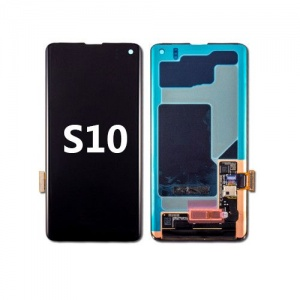 LCD Assembly without frame for Samsung Galaxy S10