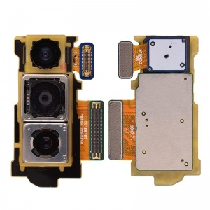 Rear Camera with Flex Cable  for Samsung Galaxy S10  Plus