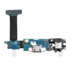 Charging Port Flex Cable For Samsung Galaxy S6 Edge (Sprint)
