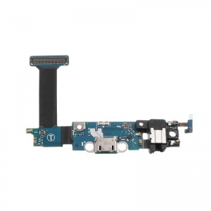 Charging Port Flex Cable For Samsung Galaxy S6 Edge (T-Mobile)