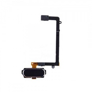 Home Button With Flex Cable (Blue) For Samsung Galaxy S6 Edge