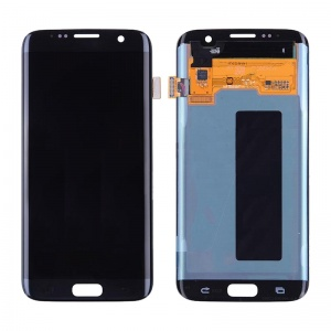 LCD Assembly (Black) For Samsung Galaxy S7 Edge