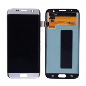 LCD Assembly (Silver) For Samsung Galaxy S7 Edge