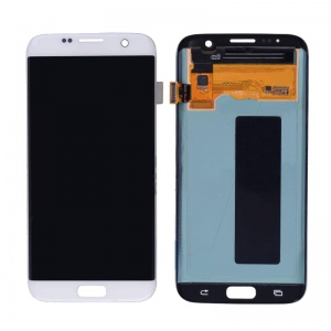 LCD Assembly For Samsung Galaxy S7 Edge (White)