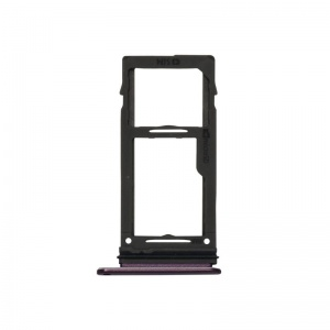 Sim Card Tray For Samsung Galaxy S9 / Galaxy S9 Plus (Purple)