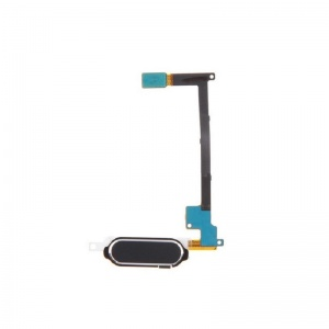 Home Button With Flex Cable (Black) For Samsung Galaxy Note 4