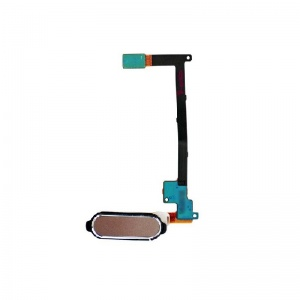 Home Button With Flex Cable (Gold) For Samsung Galaxy Note 4