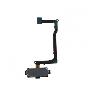 Home Button With Flex Cable (Black) For Samsung Galaxy Note 5