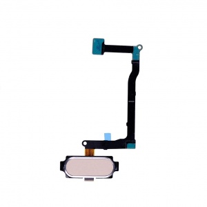 Home Button With Flex Cable (Gold) For Samsung Galaxy Note 5