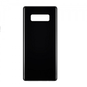 Rear Glass Panel (Black) For Samsung Galaxy Note 8
